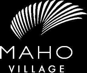 Maho Village logo